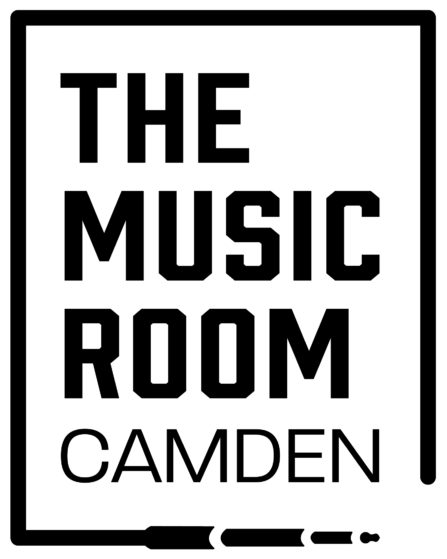The Music Room Camden TALENTBANQ logo